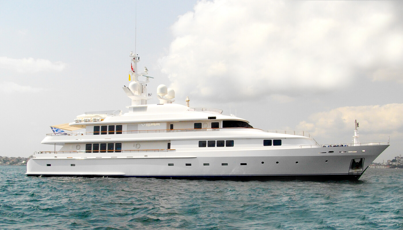 Vera | Abeking & Rasmussen 52m | 2000/2009 | 12 guests | 6 cabins | 10 crew