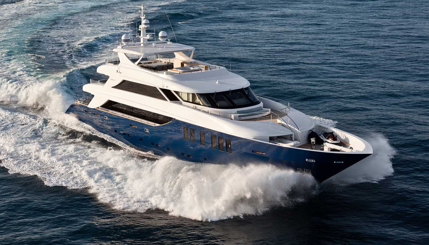 Ipanemas |Tecnomar 45m | 2012 | 12 guests | 6 cabins | 9 crew