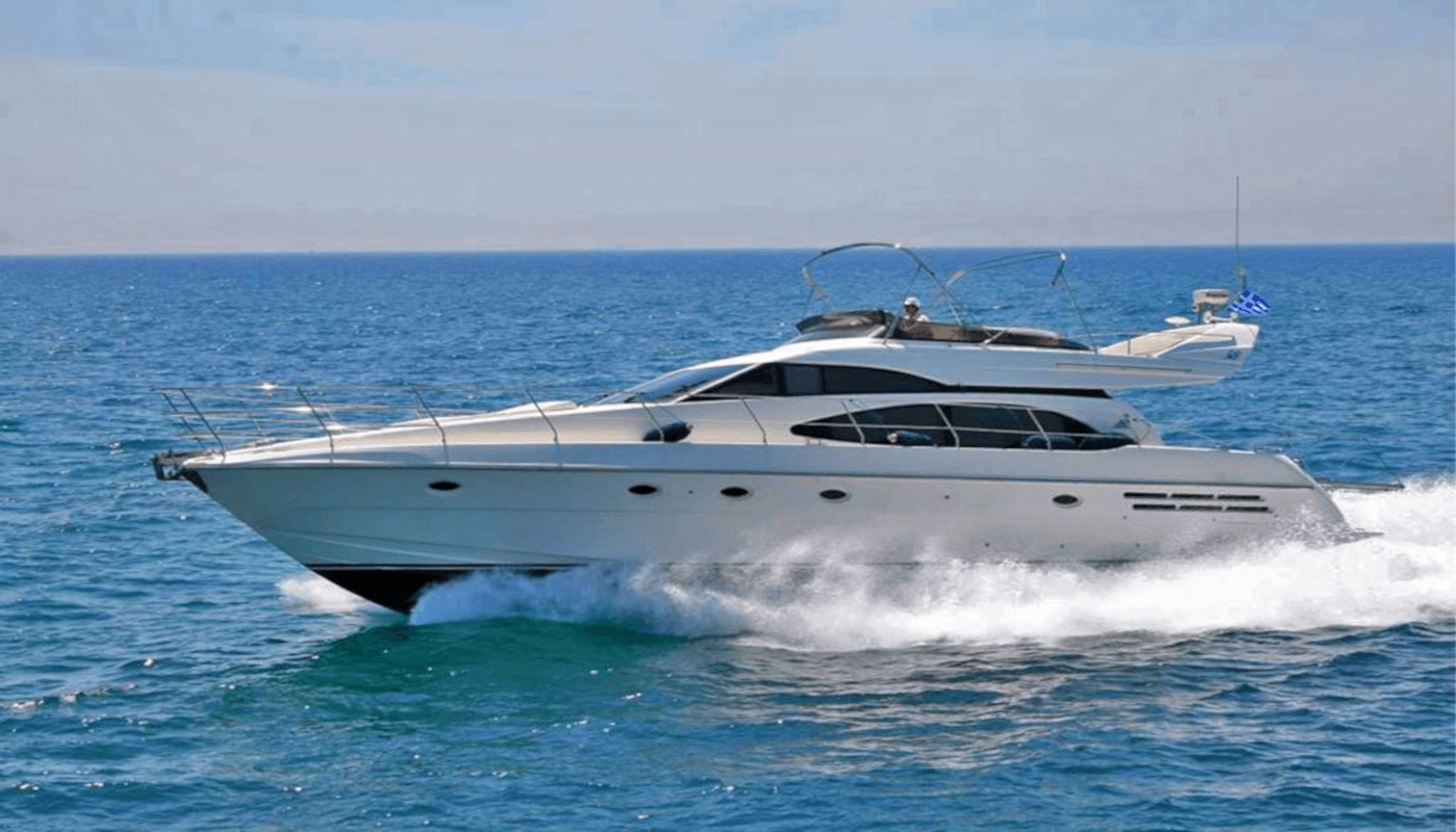 HarryLou | Azimut 18m | 2001 | 6 guests | 3 cabins | 1 crew